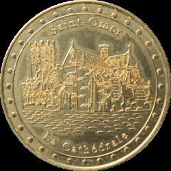 Médaille St-Omer la Cathédrale