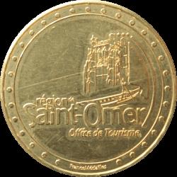 Médaille St-Omer le Marais...