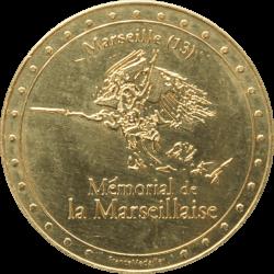 Médaille Vert Marine -...
