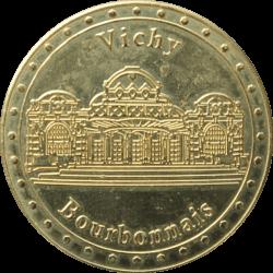 Médaille Vichy - Boubonnais