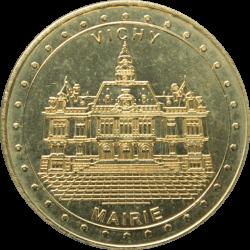 Médaille Vichy - Mairie