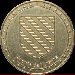 Médaille Brive-la-Gaillarde...