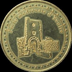 Médaille Yvoire - Porte...