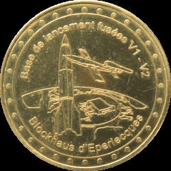 Médaille Blockhaus...